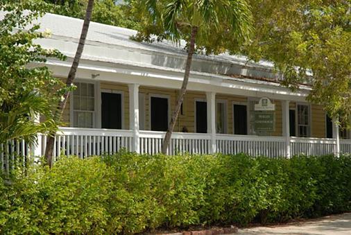 The Merlin Guest House - Key West - Gebäude