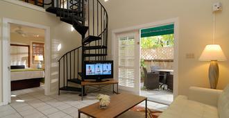 Kimpton Ella's Cottages - Key West - Wohnzimmer
