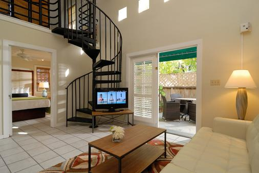 The Merlin Guest House - Key West - Wohnzimmer