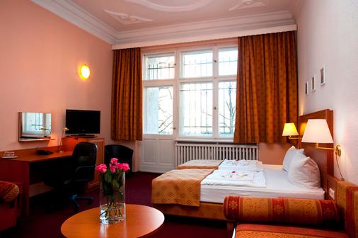 Hotel Aster - Berlin - Bedroom