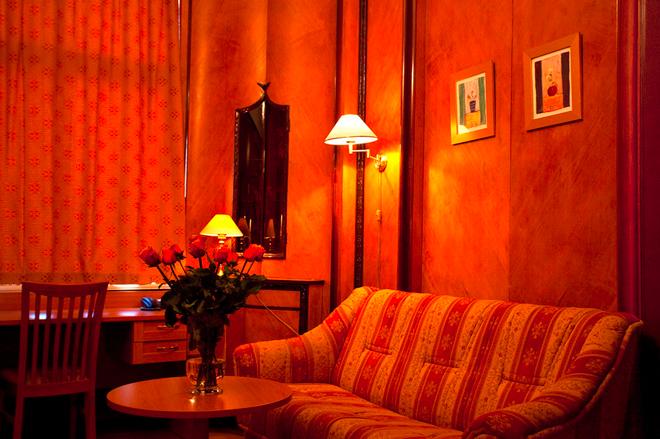 愛斯特酒店 - 柏林 - 柏林 - 客廳