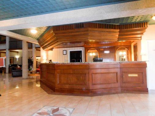 奧斯丁中庭北部酒店 - 奥斯汀 - 奧斯汀 - 櫃檯