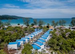 Sara Resort - Koh Rong Sanloem - Edifici