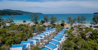 Sara Resort - Koh Rong Sanloem - Gebäude