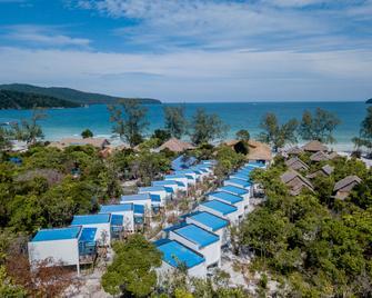 Sara Resort - Koh Rong Sanloem - Budova