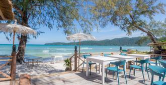Sarasea Resort - Koh Rong Sanloem - Restaurant