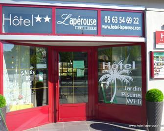 Hotel Lapérouse des Cordeliers - Альби - Здание