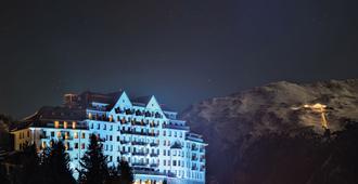 Carlton Hotel St. Moritz - St. Moritz - Building