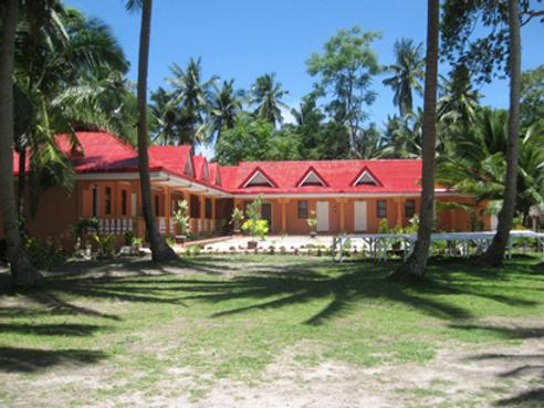 Muro Ami Beach Resort - Panglao - Building