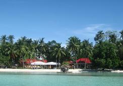 Muro Ami Beach Resort - Panglao - Beach