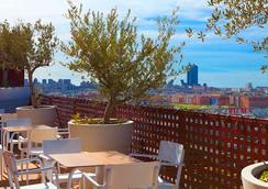 Hotel Dome Las Tablas - Madrid - Terrasse