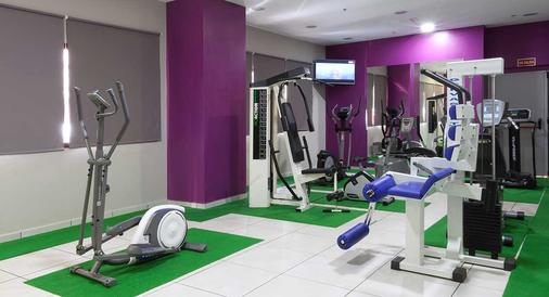Hotel Dome Madrid - Madrid - Gym