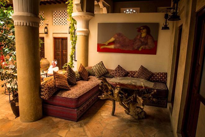 Xva Art Hotel - Dubai - Balcony