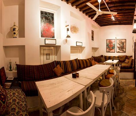 Xva Art Hotel - Ντουμπάι - Εστιατόριο