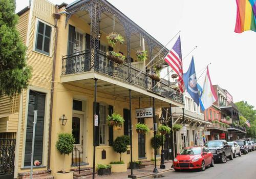 French Quarter Hotels >> Andrew Jackson Hotel A French Quarter Inns Hotel Ab 90 3 4 5