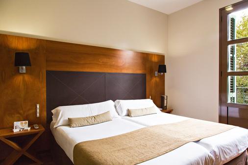 Bcn Urban Hotels Gran Ronda - Barcelona - Makuuhuone