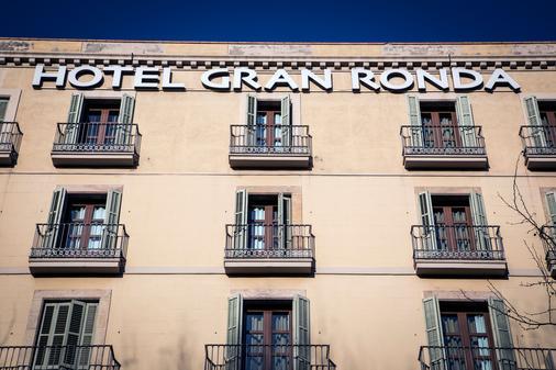 Bcn Urban Hotels Gran Ronda - Barcelona - Rakennus