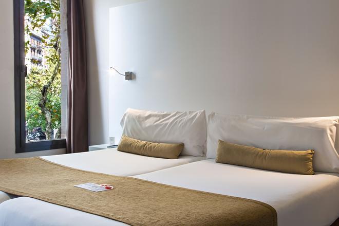 Bcn Urban Hotels Del Comte - Barcelona - Makuuhuone