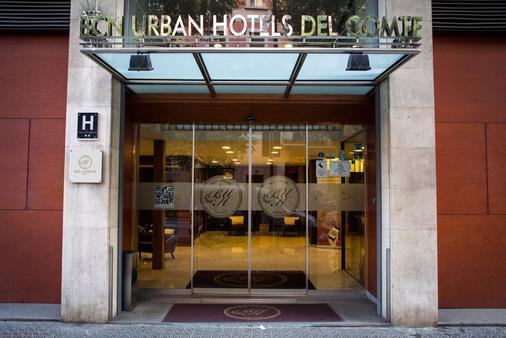 Bcn Urban Hotels Del Comte - Barcelona - Building