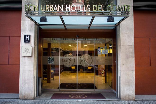 Bcn Urban Hotels Del Comte - Barcelona - Rakennus