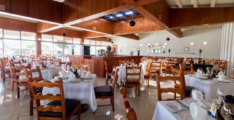 瓦哈卡米西翁酒店 - 瓦哈卡 - 瓦哈卡 - 餐廳
