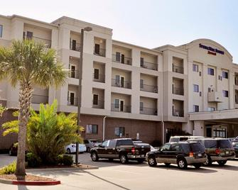 SpringHill Suites by Marriott Galveston Island - Galveston - Toà nhà