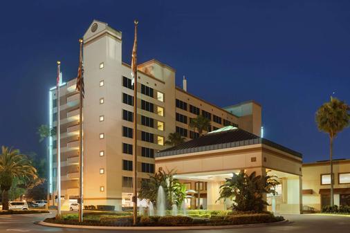 港威酒店華美達酒店 - 基西米 - 基西米 - 建築