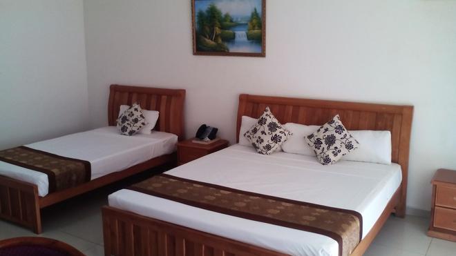Trans International Hotel - Nadi - Chambre