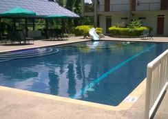 Trans International Hotel - Nadi - Bể bơi