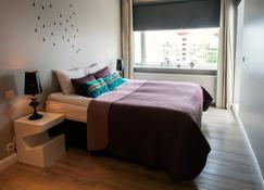 Reykjavik4you Apartments - Reykjavik - Bedroom