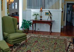 Martin House Inn - Nantucket - Lobby