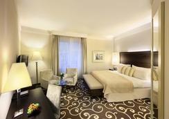 Grand Hotel Bohemia - Praga - Camera da letto