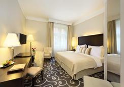 Grand Hotel Bohemia - Praga - Stanza da letto