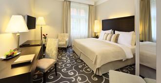 Grand Hotel Bohemia - Praha - Makuuhuone