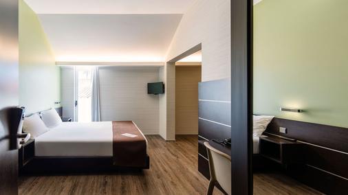 Moov Hotel Évora - Evora - Bedroom