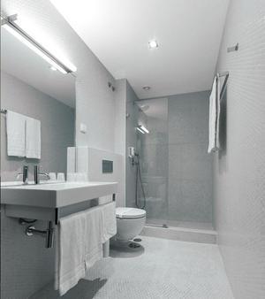 Moov Hotel Évora - Evora - Bathroom