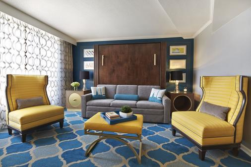The Embassy Row Hotel - Washington - Living room