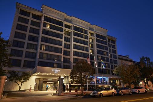 The Embassy Row Hotel - Washington - Rakennus