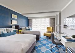 華盛頓大使館區希爾頓酒店 - 華盛頓 - 華盛頓 - 臥室