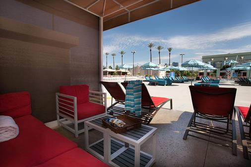 Luxor Hotel and Casino - Las Vegas - Balcony