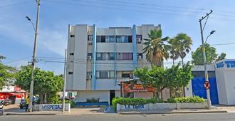 Hospedaje La Ceiba - Cartagène - Bâtiment