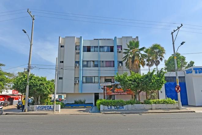 Hospedaje La Ceiba - Cartagena - Building