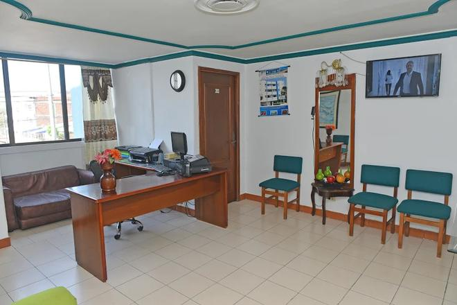 Hospedaje La Ceiba - Cartagena - Living room
