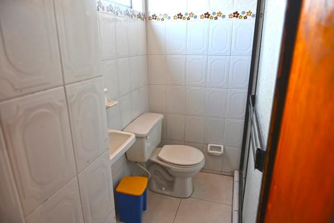 Hospedaje La Ceiba - Cartagena - Bathroom