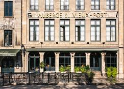 Auberge Du Vieux-Port - Montreal - Bygning