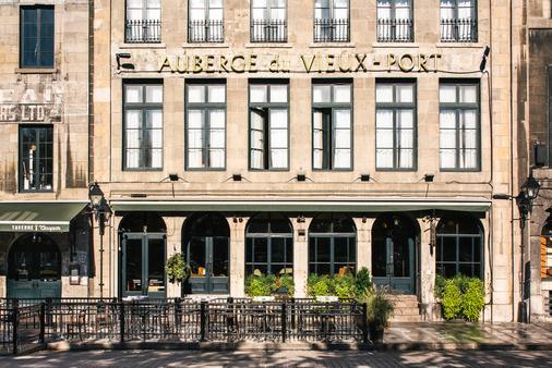 Auberge Du Vieux-Port - Μόντρεαλ - Κτίριο