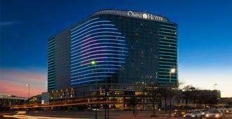 Omni Dallas Hotel - Dallas - Bâtiment