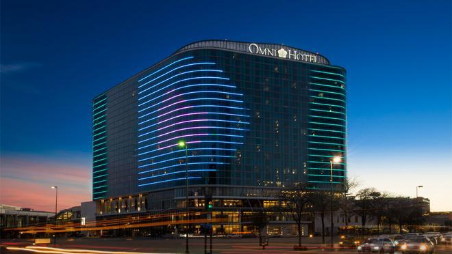 Omni Dallas Hotel - Dallas - Rakennus
