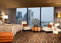Omni Dallas Hotel - Dallas - Bedroom