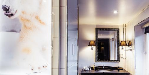 Arctic Light Hotel - Rovaniemi - Bad